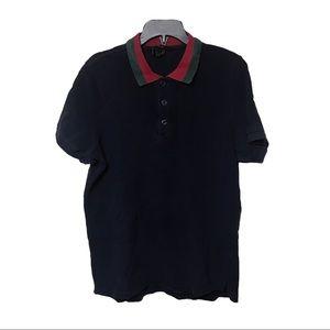 Gucci Vintage Polo Shirt